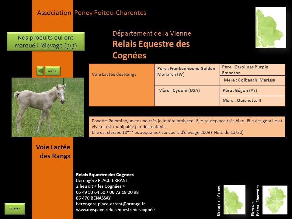 Nos produits qui ont marqué l 'élevage (3/3)