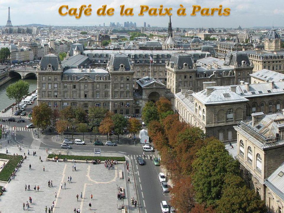 Café de la Paix à Paris