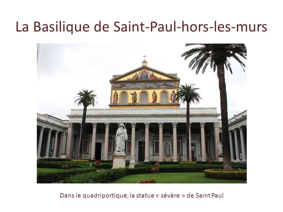 La Basilique de Saint-Paul-hors-les-murs