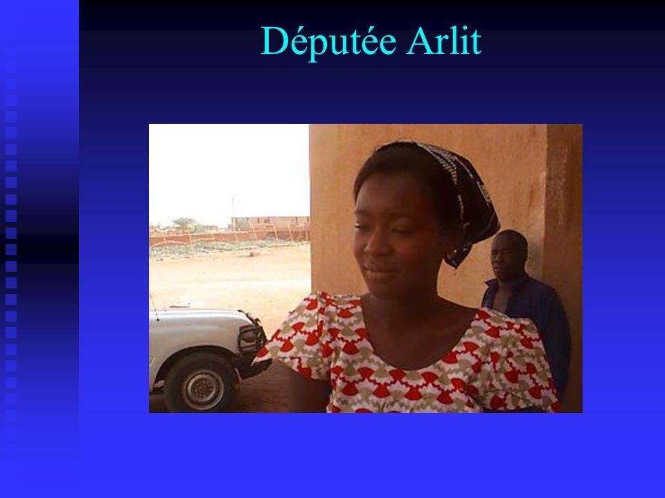 Députée Arlit