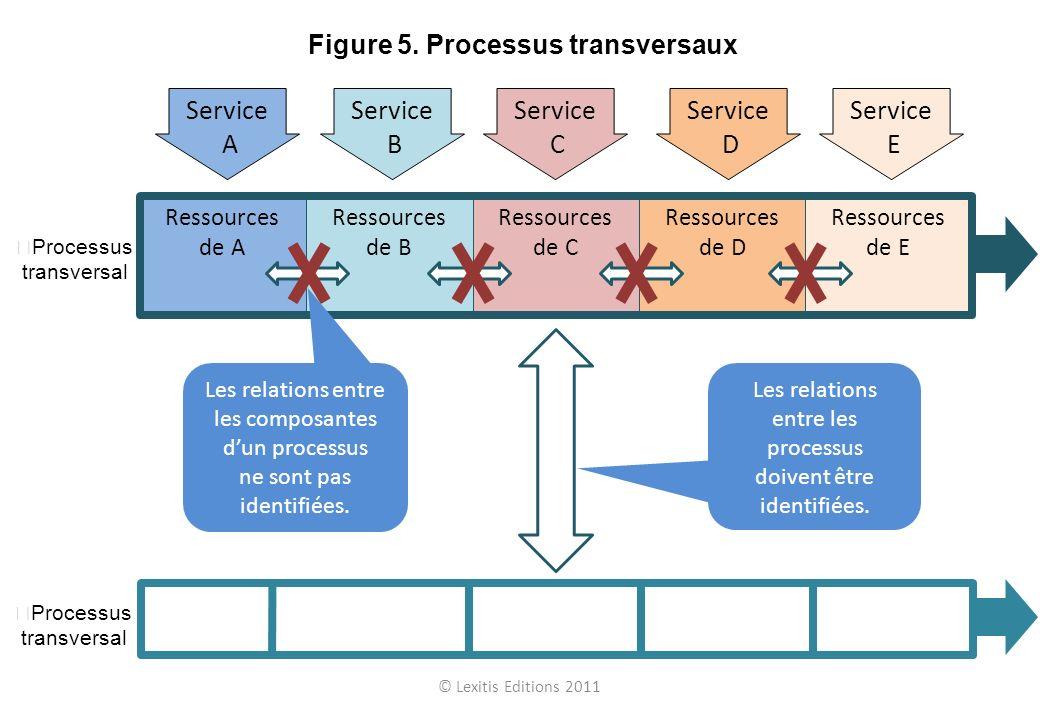 Figure 5. Processus transversaux