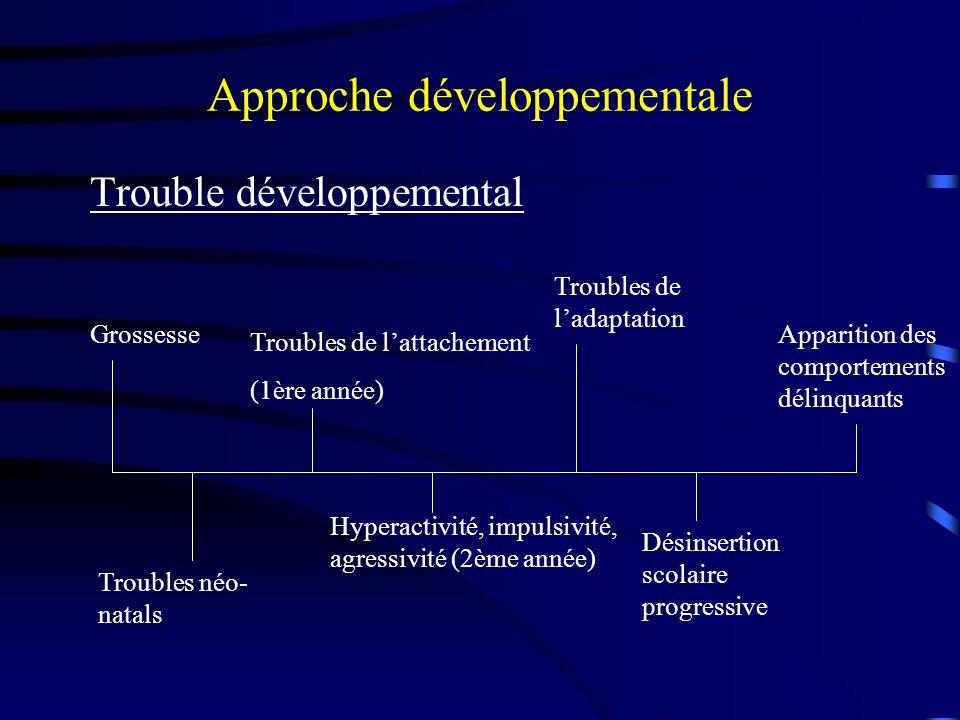 Approche développementale