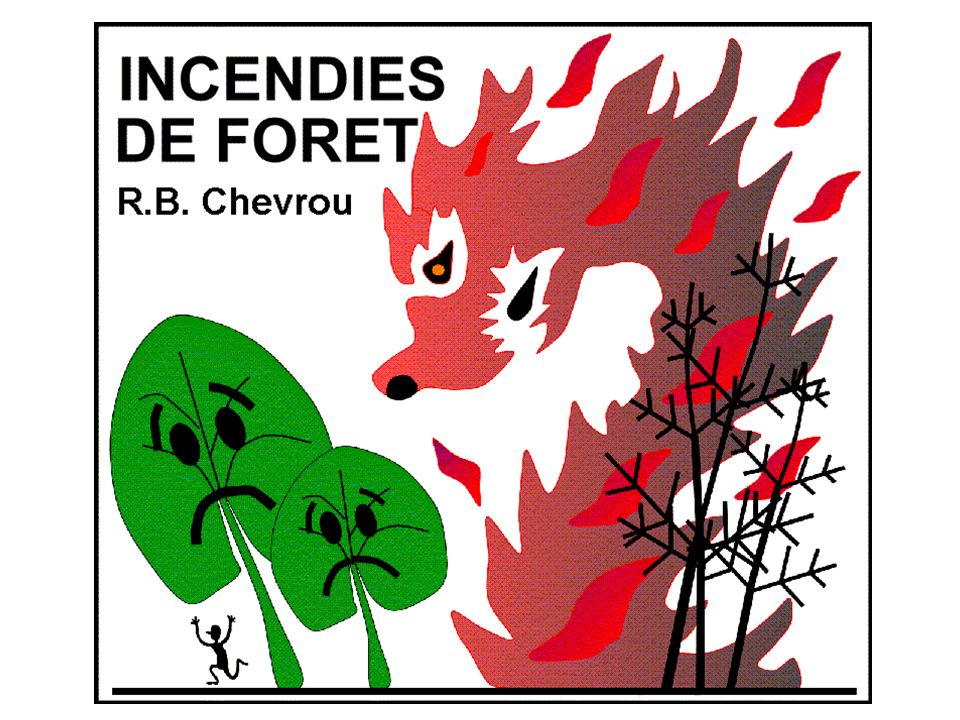 Incendies de foret Robert B. Chevrou