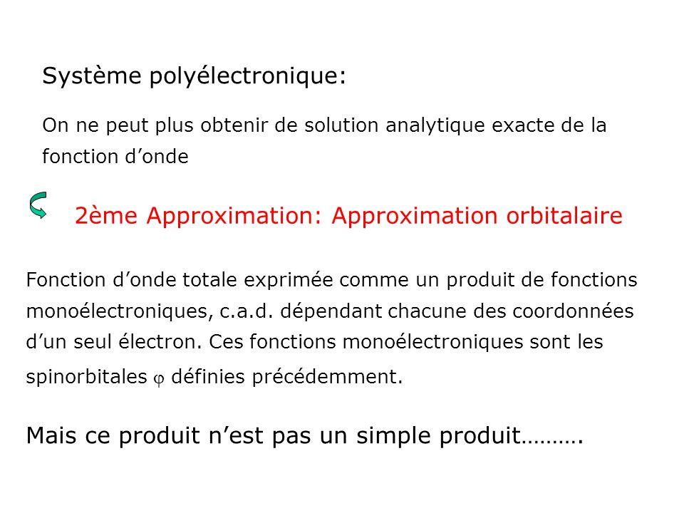 Système polyélectronique: