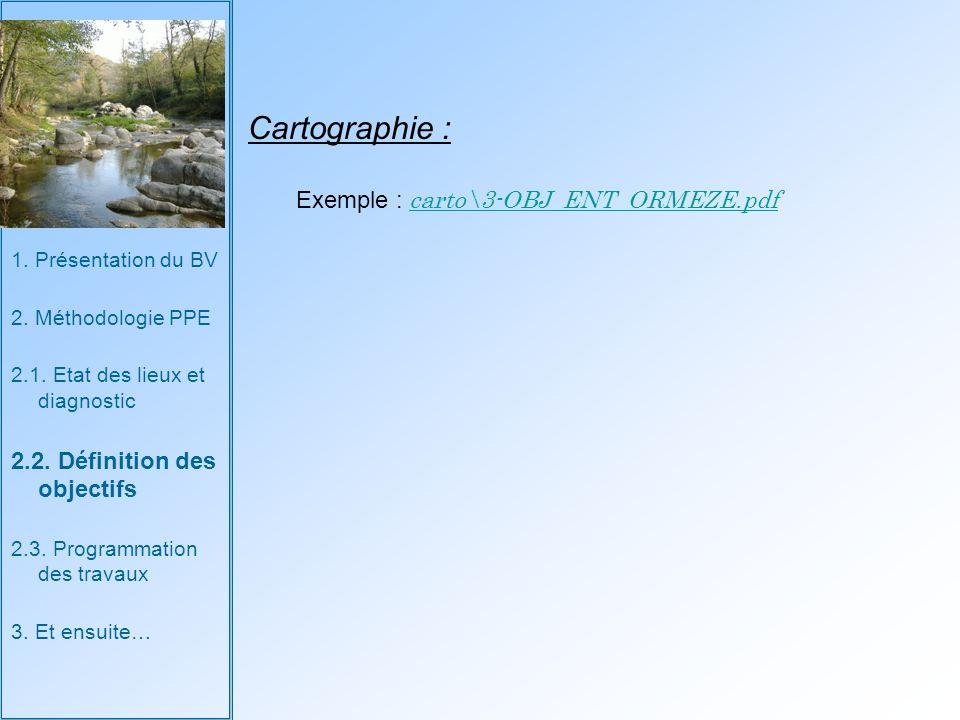 Cartographie : Exemple : carto\3-OBJ_ENT_ORMEZE.pdf