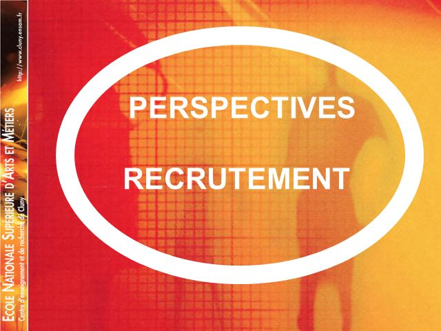 PERSPECTIVES RECRUTEMENT