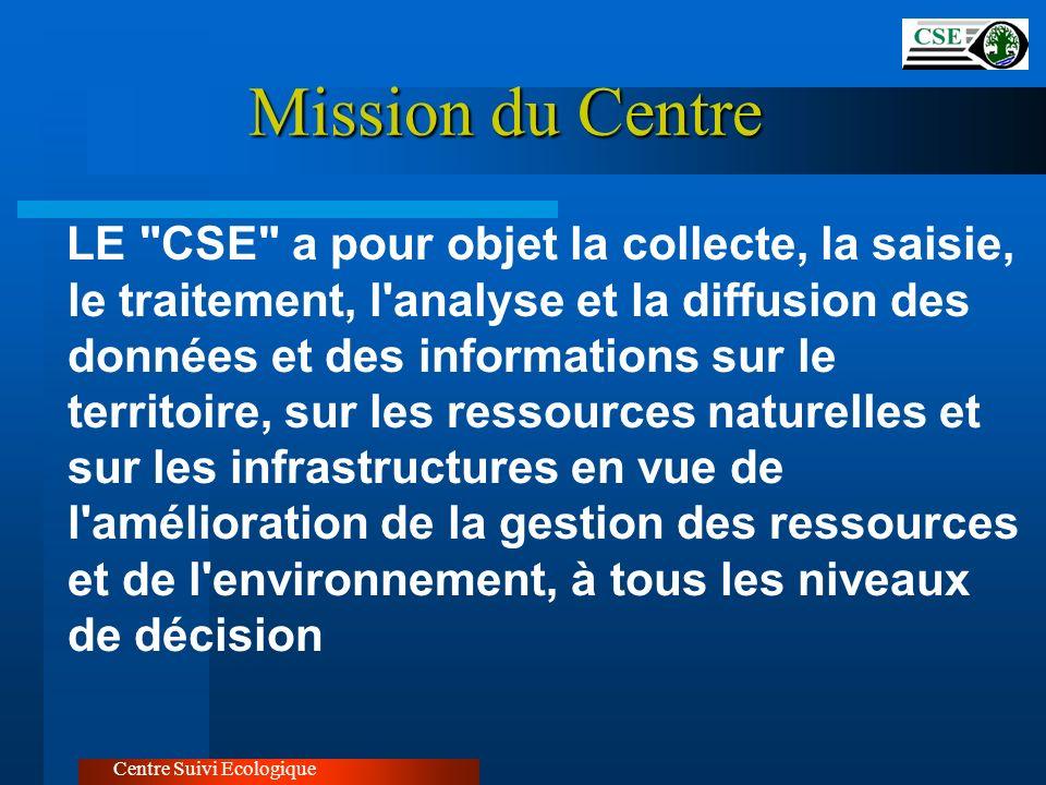 Mission du Centre