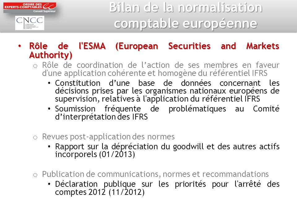 liste des normes ifrs pdf