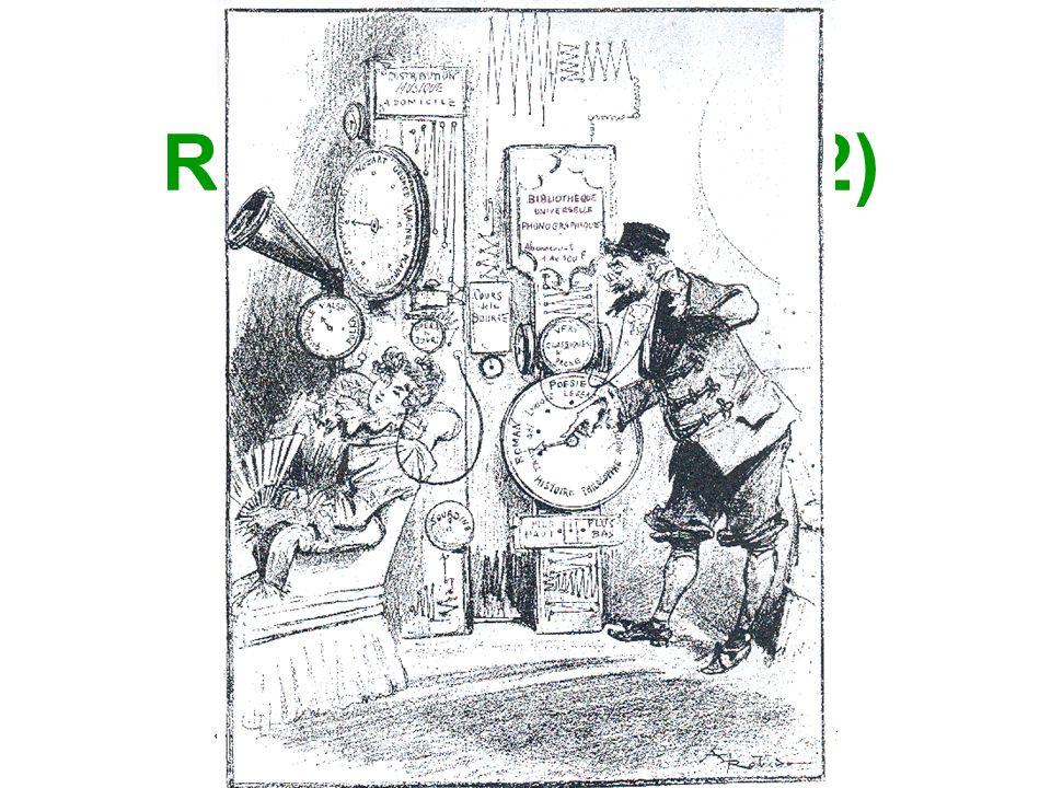 Dessin d'Albert Robida (1848-1932)