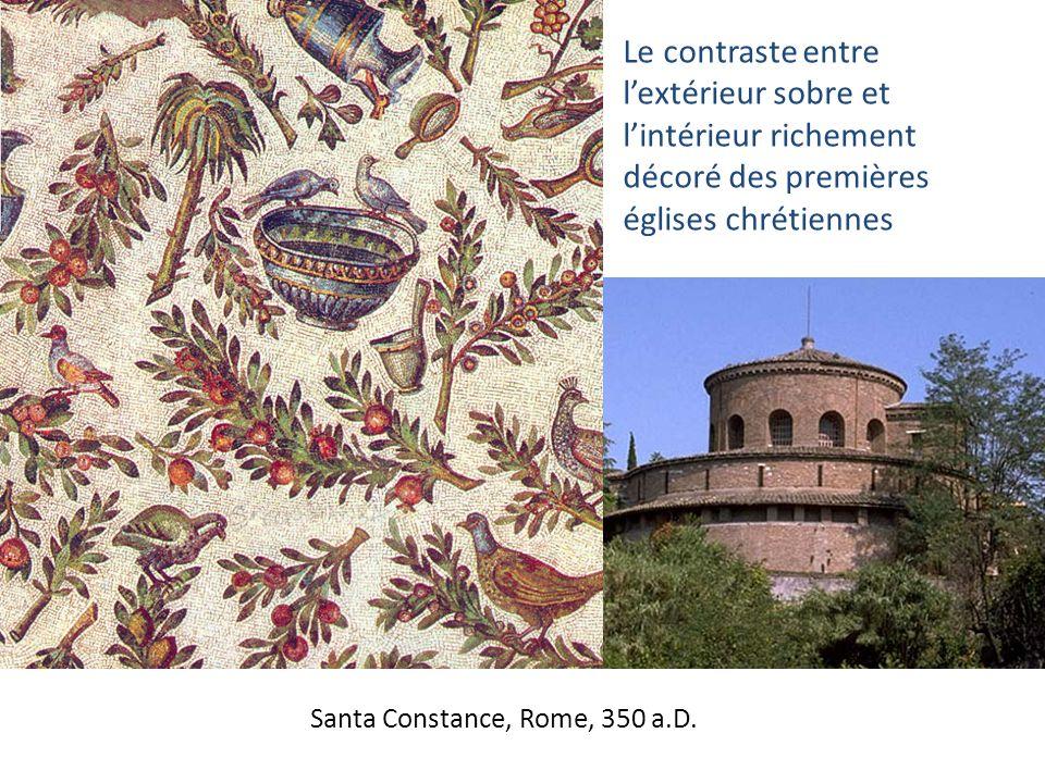 Santa Constance, Rome, 350 a.D.