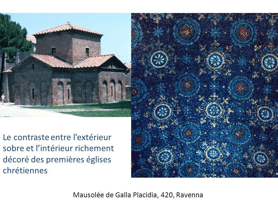 Mausolée de Galla Placidia, 420, Ravenna