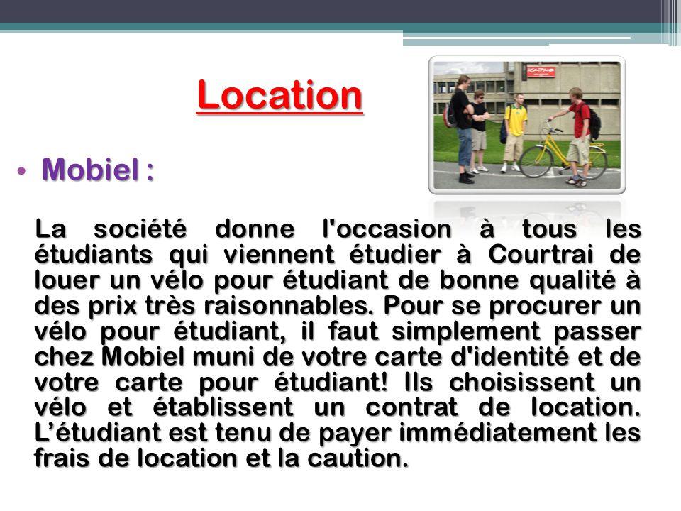 Location Mobiel :