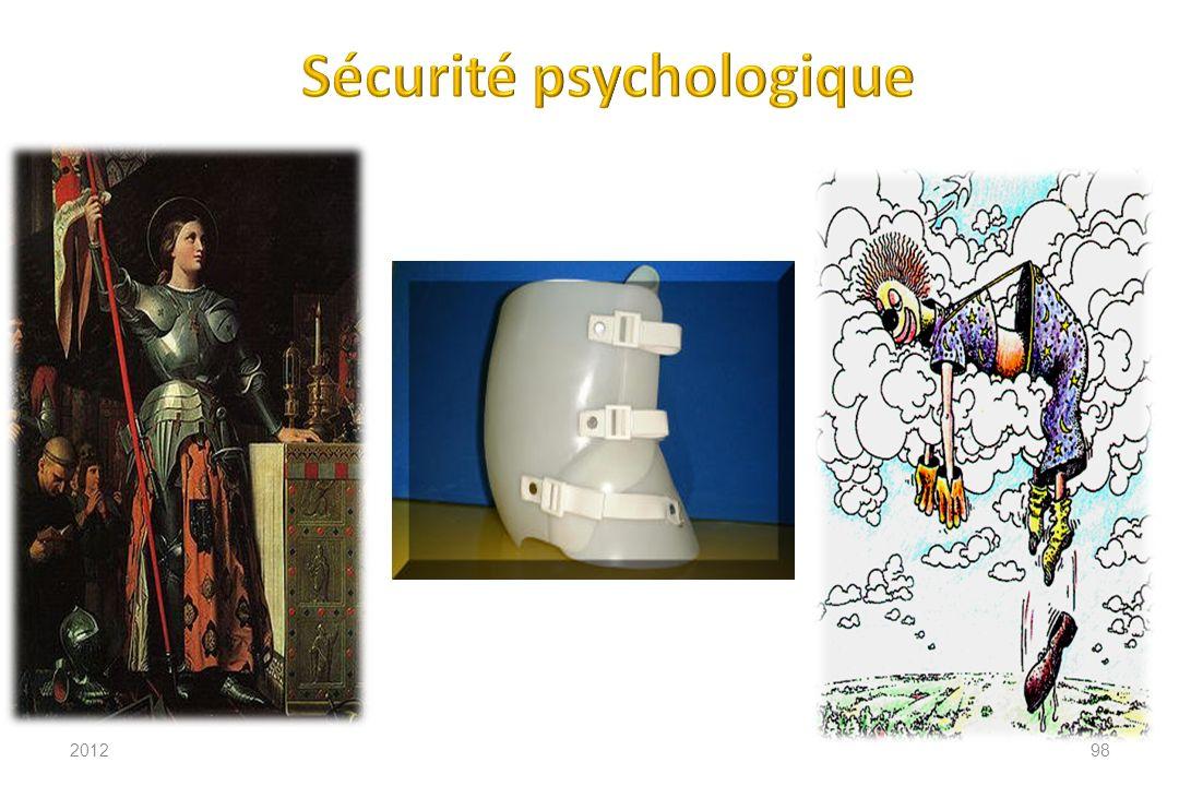 Sécurité psychologique