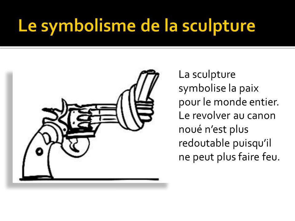 Le symbolisme de la sculpture