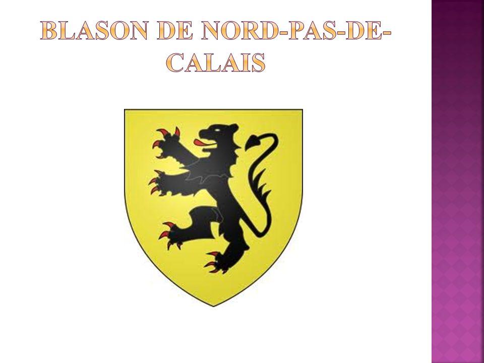 Blason de Nord-Pas-de-Calais