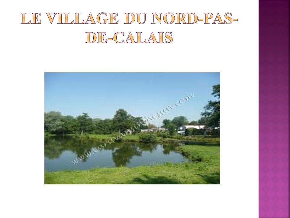 Le village du Nord-Pas-de-Calais