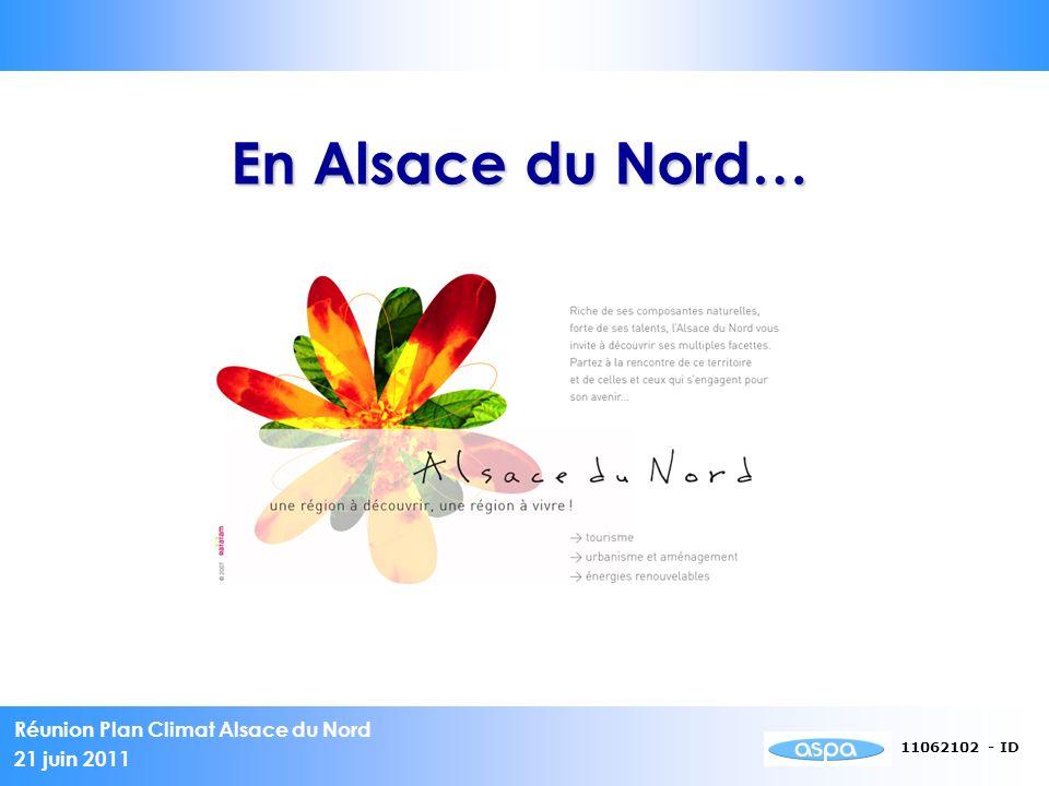 En Alsace du Nord…