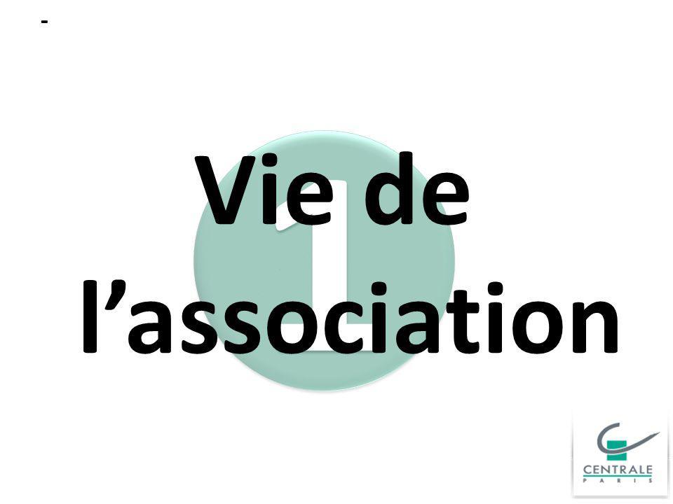 - Vie de l'association 1