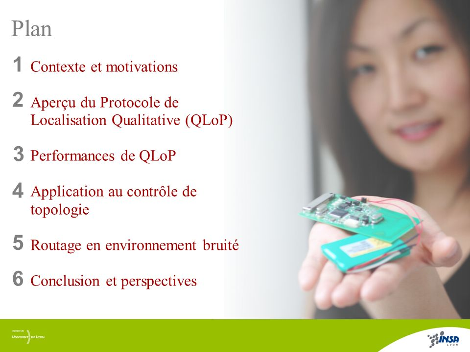 Plan Contexte et motivations