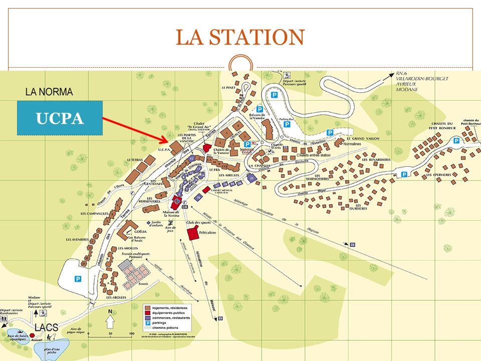 LA STATION UCPA