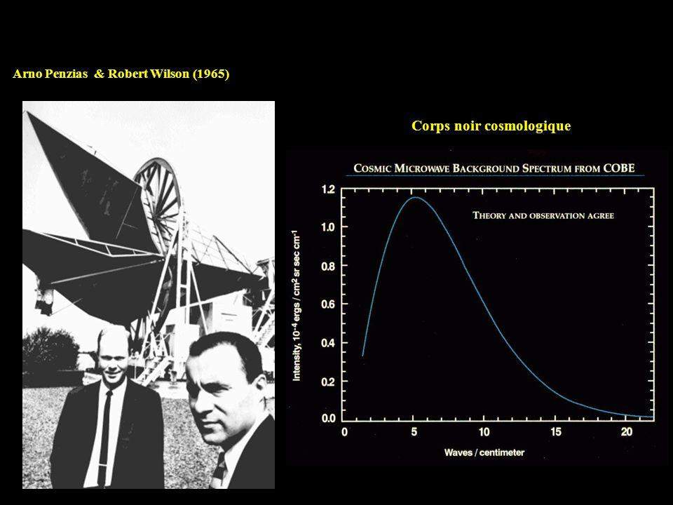 Corps noir cosmologique