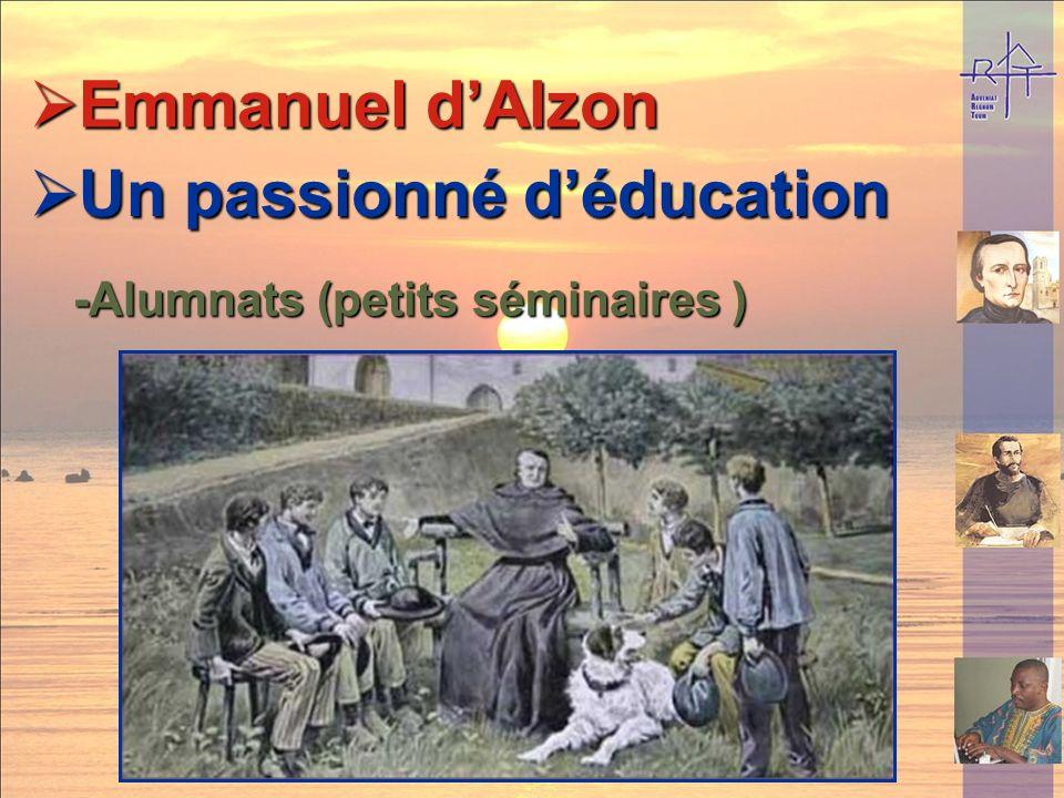 Un passionné d'éducation