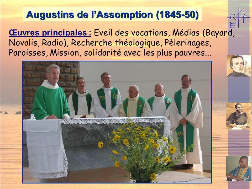 Augustins de l'Assomption (1845-50)