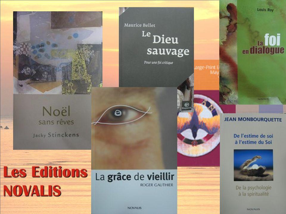 Les Editions NOVALIS