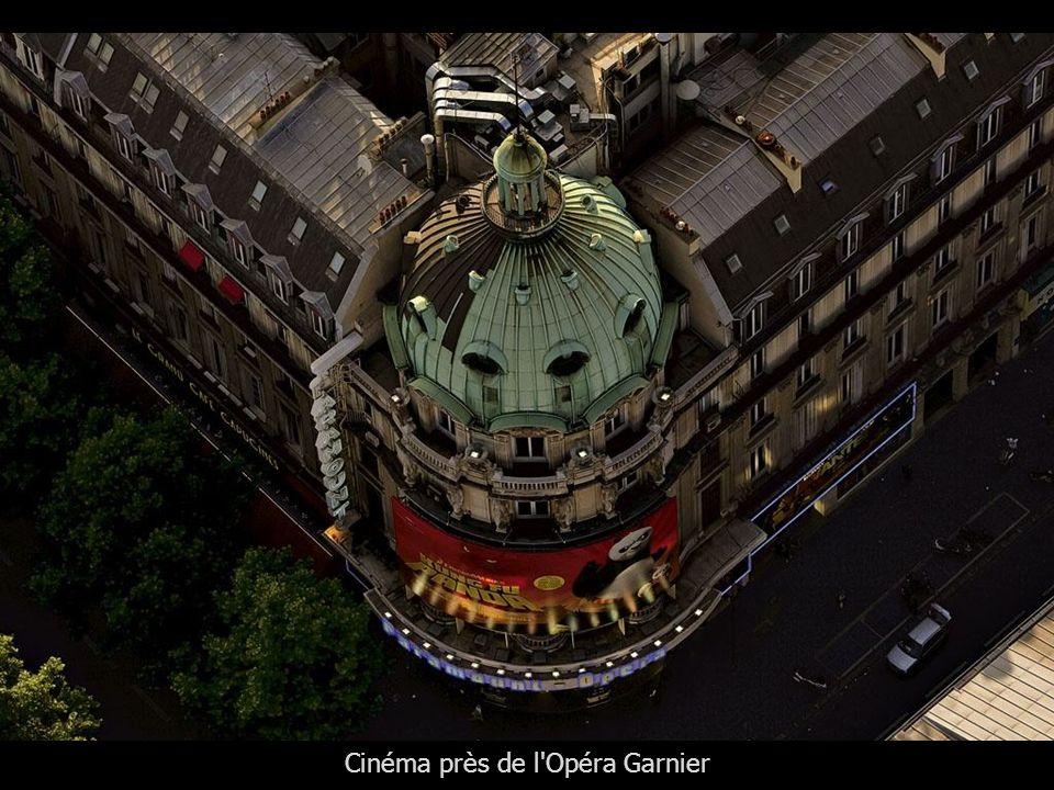 Cinéma près de l Opéra Garnier