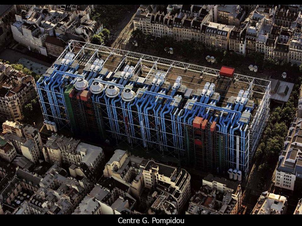 Centre G. Pompidou