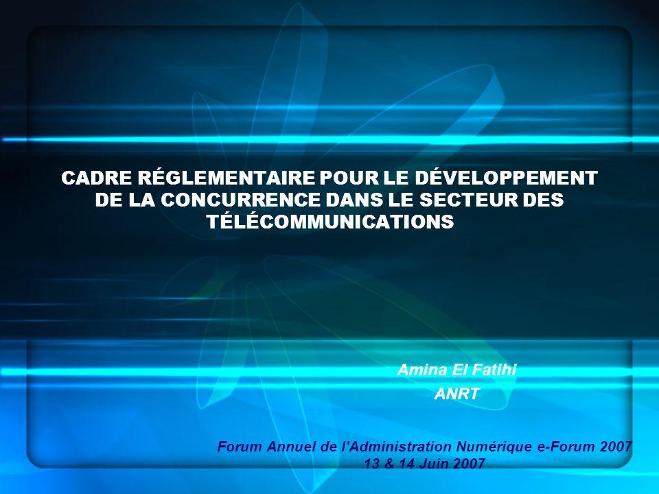 Forum Annuel de l Administration Numérique e-Forum 2007