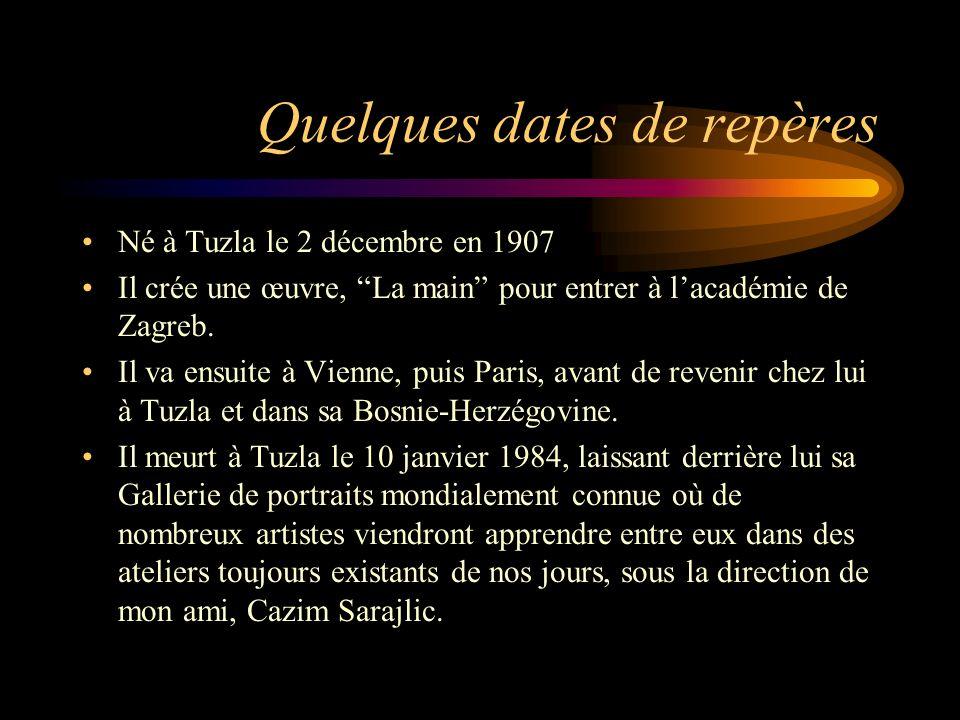 Quelques dates de repères