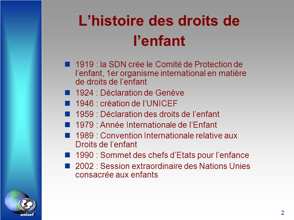 Assez LA CONVENTION RELATIVE AUX DROITS DE L'ENFANT - ppt video online  AF43