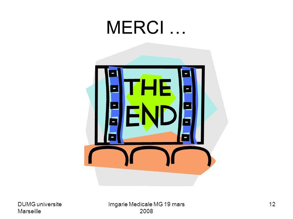 Imgarie Medicale MG 19 mars 2008
