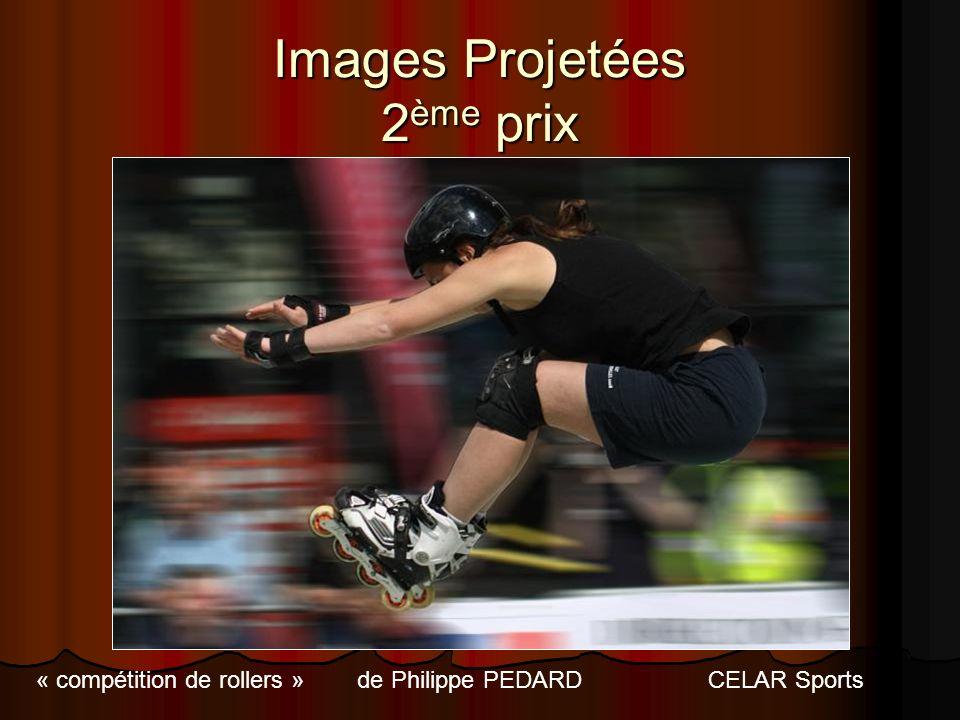 Images Projetées 2ème prix