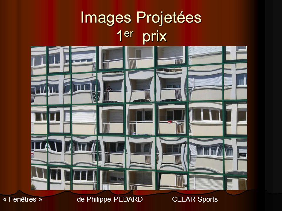 Images Projetées 1er prix
