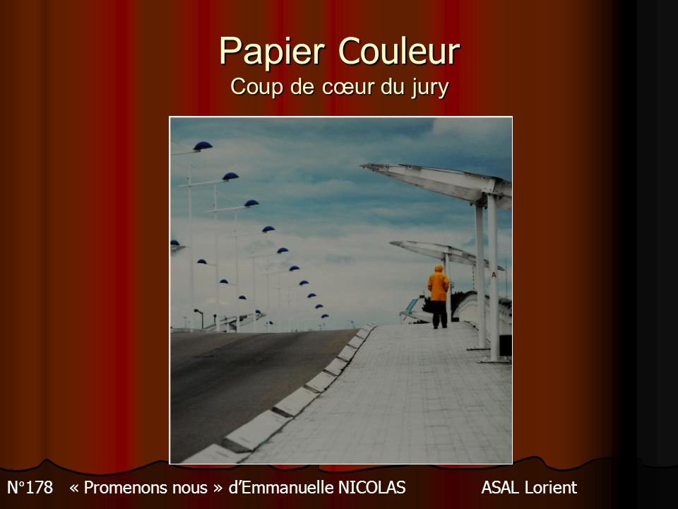 Papier Couleur Coup de cœur du jury