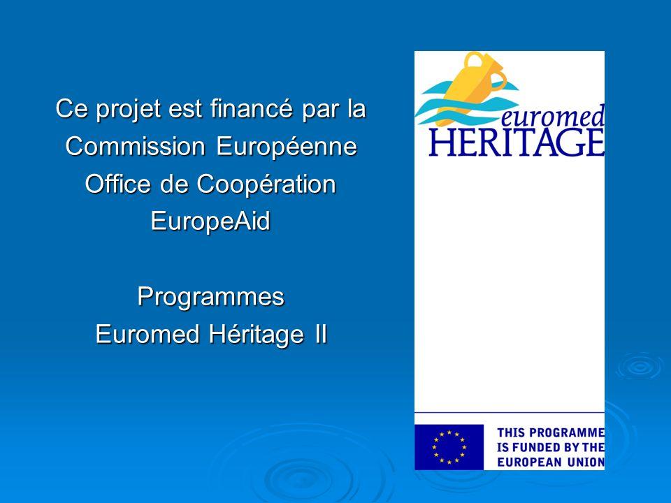 Ce projet est financé par la Commission Européenne
