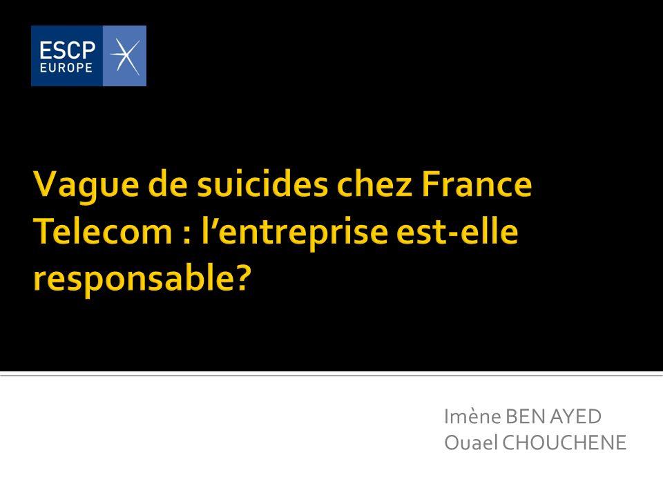 Imène BEN AYED Ouael CHOUCHENE