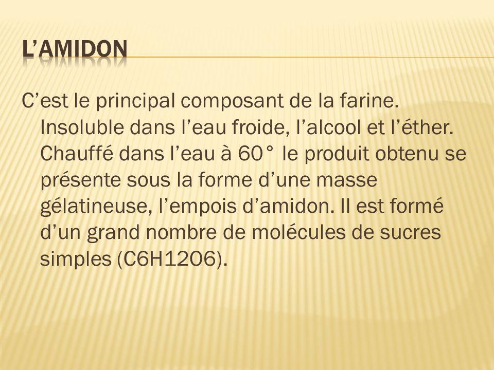 L'amidon