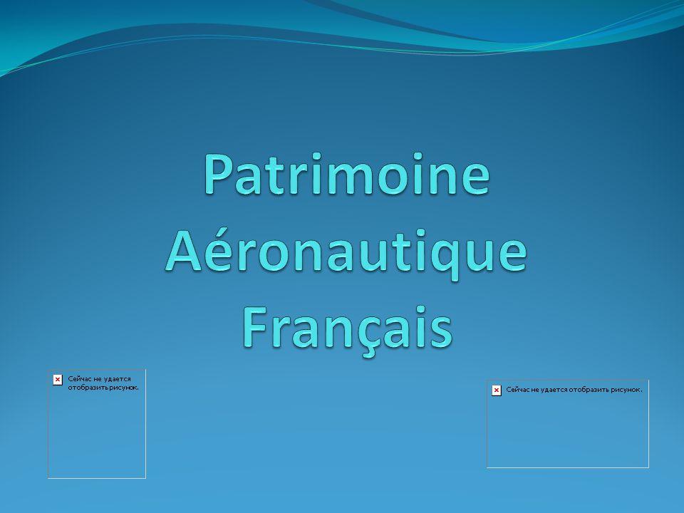 Patrimoine Aéronautique Français
