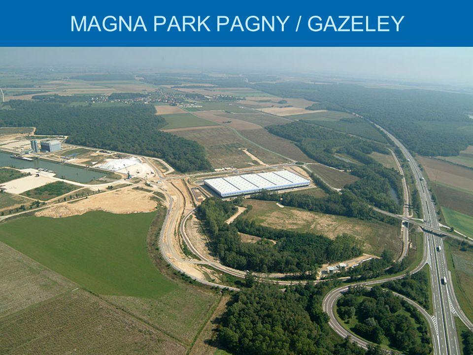 MAGNA PARK PAGNY / GAZELEY