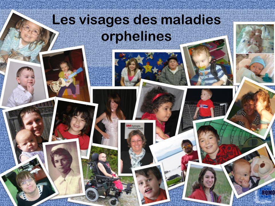 Les visages des maladies orphelines