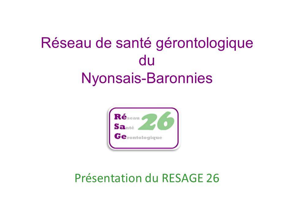 Réseau de santé gérontologique du Nyonsais-Baronnies