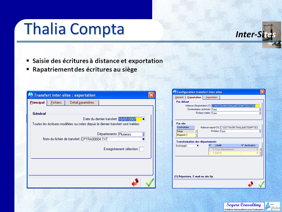 Thalia Compta Inter-Sites