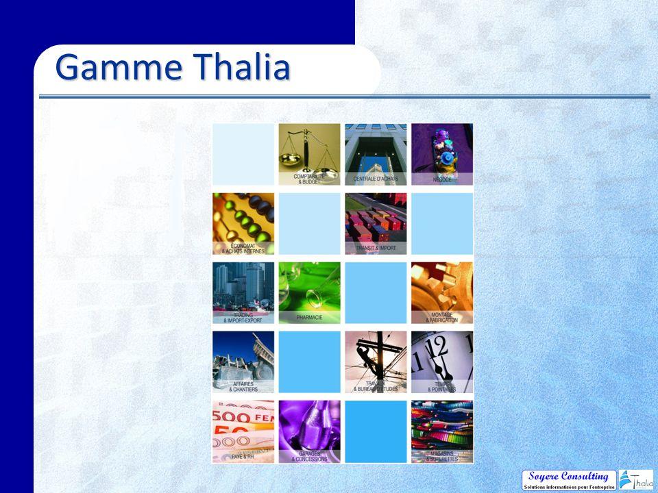Gamme Thalia