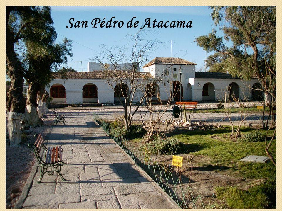 San Pédro de Atacama