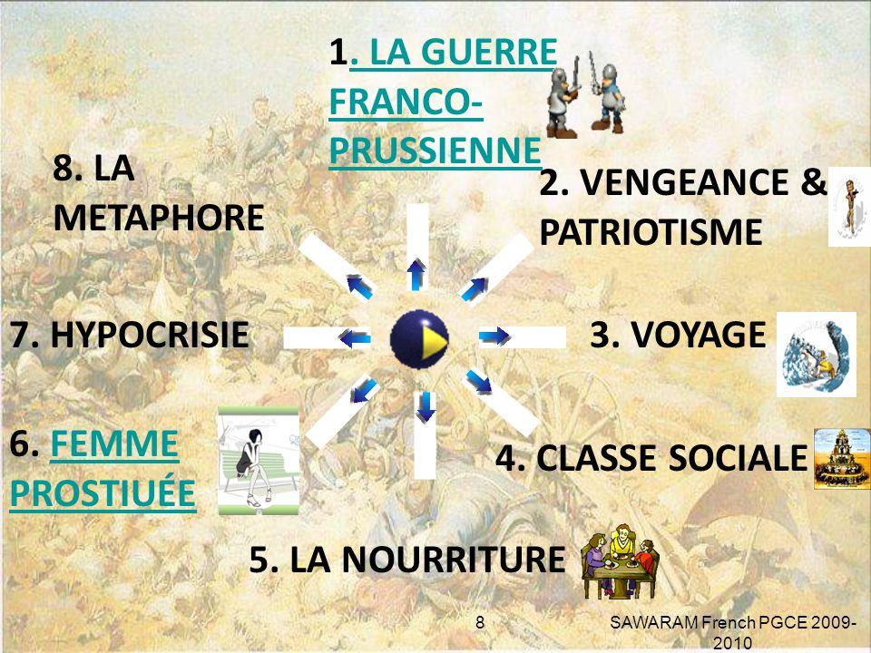 1. LA GUERRE FRANCO-PRUSSIENNE