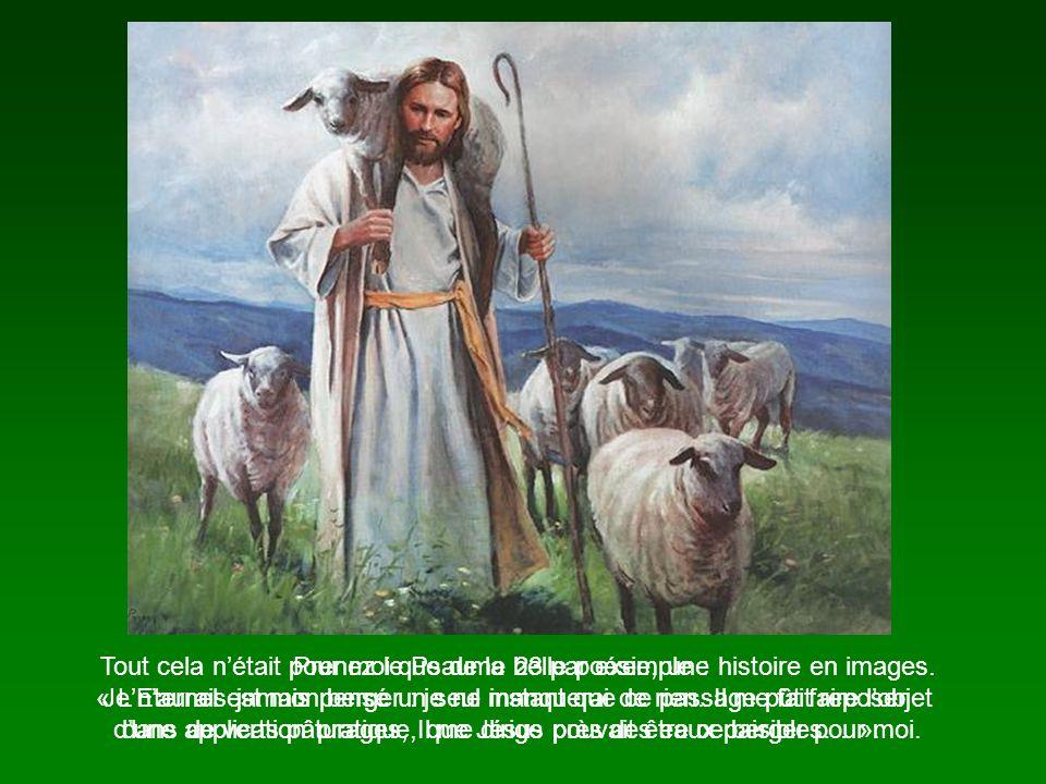 Prenez le Psaume 23 par exemple :