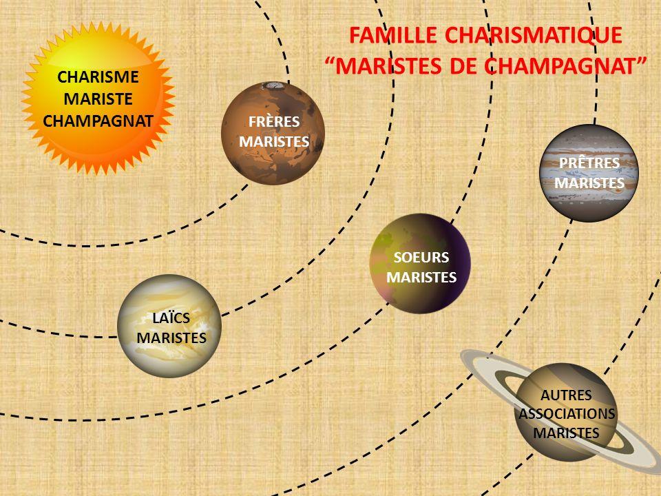 FAMILLE CHARISMATIQUE MARISTES DE CHAMPAGNAT